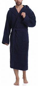 Peignoir de Bain Éponge 100% Coton Homme LA40-101 de la marque Ladeheid image 0 produit