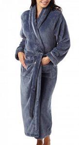 Peignoir de Bain Ultra Doux Chaud Douillet Hiver Femme de la marque i-Smalls image 0 produit