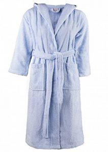 Peignoir enfant en peignoir Manteau de douche, manteau, bleu ou jaune de la marque Clinotest image 0 produit