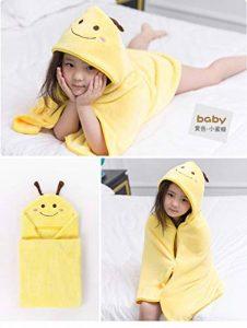 peignoir enfant jaune TOP 13 image 0 produit