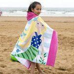 peignoir enfant jaune TOP 6 image 4 produit