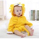 peignoir enfant jaune TOP 8 image 4 produit