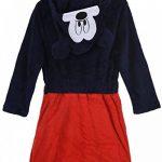 peignoir enfant mickey TOP 14 image 1 produit