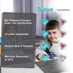peignoir enfant personnalisé TOP 14 image 4 produit
