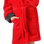 peignoir enfant rouge TOP 10 image 2 produit