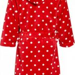 peignoir enfant rouge TOP 3 image 1 produit