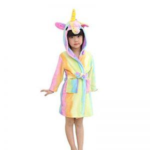 peignoir fille 6 ans TOP 8 image 0 produit