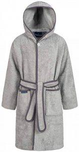 Peignoir Fille et Enfant garçon avec Capuche 100% Coton Tailles 98/104 à 170/176 Disponibles de la marque Morgenstern image 0 produit