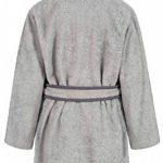 Peignoir Fille et Enfant garçon avec Capuche 100% Coton Tailles 98/104 à 170/176 Disponibles de la marque Morgenstern image 2 produit