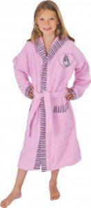 """Peignoir - filles - """"Cheval"""" - rosé - tissu-éponge - (15-16 ans/164) de la marque Mauz image 0 produit"""