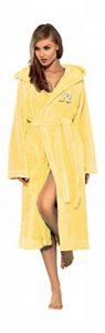 peignoir jaune TOP 1 image 0 produit