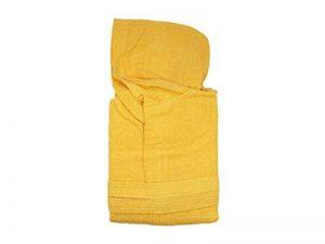 peignoir jaune TOP 14 image 0 produit