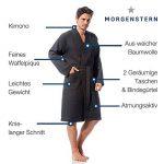 peignoir kimono homme coton TOP 0 image 3 produit