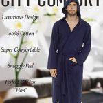 peignoir kimono homme coton TOP 10 image 1 produit