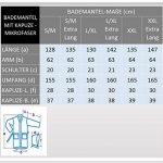 Peignoir Microfibre pour Homme 100% Polyester de la marque Arus image 4 produit