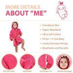 peignoir personnalisé bébé TOP 4 image 2 produit