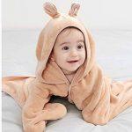 peignoir pour bébé personnalisée prénom TOP 10 image 2 produit