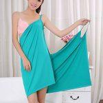 peignoir serviette femme TOP 1 image 1 produit