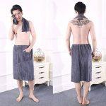 peignoir serviette homme TOP 14 image 2 produit