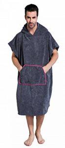 peignoir serviette homme TOP 6 image 0 produit