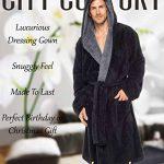 peignoir serviette homme TOP 8 image 1 produit
