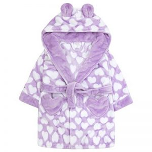 peignoir violet TOP 5 image 0 produit