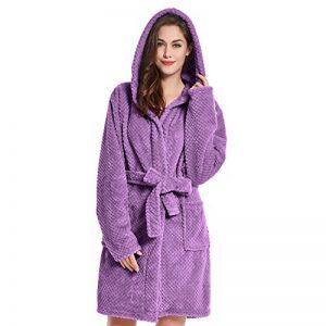 peignoir violet TOP 8 image 0 produit