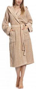 peignoire coton femme TOP 3 image 0 produit
