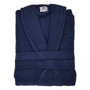 Peignoirs de Bain Personnalisés pour Hommes Robes de Chambre Cadeaux avec Nom Brodés de la marque Bang-Tidy-Clothing image 0 produit