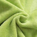 Peignoirs pour Enfants Sortie de bain à Capuchon Garçons Filles Peignoir Serviettes de Plage 3-7 Ans, Vert de la marque WYTbaby image 3 produit