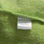 Peignoirs pour Enfants Sortie de bain à Capuchon Garçons Filles Peignoir Serviettes de Plage 3-7 Ans, Vert de la marque WYTbaby image 4 produit