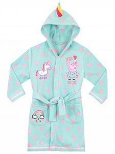 Peppa Pig - Robe de Chambre - Licorne - Fille de la marque Peppa-Pig image 0 produit