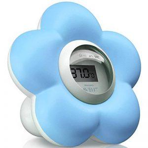 Philips Avent Thermomètre Numérique - Bain + Chambre - Norme Jouet de la marque Philips image 0 produit