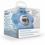 Philips Avent Thermomètre Numérique - Bain + Chambre - Norme Jouet de la marque Philips image 1 produit