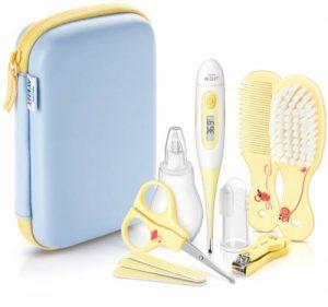 Philips Avent Trousse de premiers soins pour bébé - 8 Accessoires de la marque Philips image 0 produit