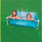 Piscine pour les animaux de compagnie et les enfants, grande 122 × 122 × 30cm, baignoire pliable pour chien, piscine, bassins pour enfants, piscine pour enfants, pataugeoire pour le jardin, salle de b de la marque Play tents image 2 produit