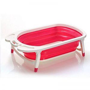 Pliable pour bain de bébé Baignoire–Léger et robuste Idéal pour un rangement facile par Babyhugs de la marque BabyHugs image 0 produit