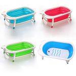 Pliable pour bain de bébé Baignoire–Léger et robuste Idéal pour un rangement facile par Babyhugs de la marque BabyHugs image 3 produit
