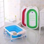 Pliable pour bain de bébé Baignoire–Léger et robuste Idéal pour un rangement facile par Babyhugs de la marque BabyHugs image 4 produit