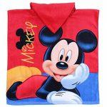Poncho a Capuche - Cape de Bain MICKEY DISNEY 55x110cm Coton NEUF de la marque Disney image 1 produit