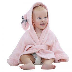 poncho de bain bébé fille TOP 9 image 0 produit