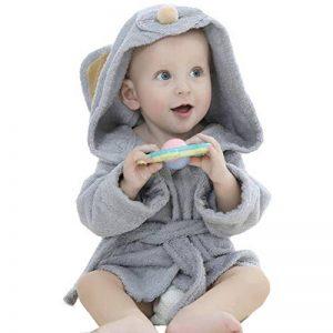 poncho de bain bébé pas cher TOP 3 image 0 produit