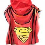 Poncho de bain - Cape de Bain - microfibre 100% Polyester - 110x55 cm - Superman - Dc Comics de la marque SUPERMAN DC COMICS image 1 produit