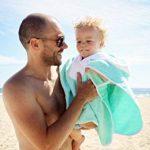 poncho de plage bébé TOP 0 image 3 produit