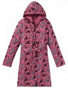 Rebel Mädchen Bademantel Robe de Chambre Fille de la marque Schiesser image 0 produit