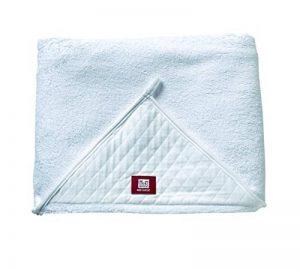 RED CASTLE Tablier de Bain Bébé Fleur de Coton Blanc de la marque Red-Castle image 0 produit