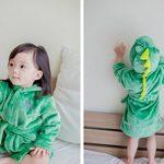 Robe de Chambre Animaux Enfant Mignon Peignoir avec Capuche de la marque SISAY image 4 produit