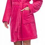 Robe de Chambre avec Capuche Veste d'Intérieur Femme MSLL1004 de la marque Merry-Style image 2 produit