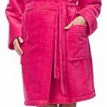 Robe de Chambre avec Capuche Veste d'Intérieur Femme MSLL1004 de la marque Merry-Style image 3 produit