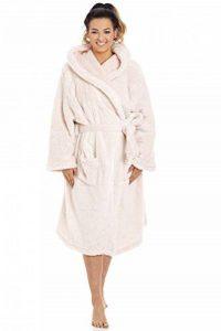 robe de chambre à capuche femme TOP 14 image 0 produit